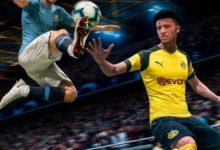 Подпрыгивающие в небо футболисты. В FIFA 21 нашли дикий баг
