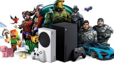 Показана функция Быстрого Возобновления в Xbox X