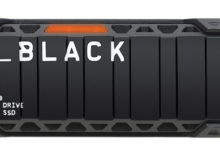 Представлен первый игровой SSD серии WD_Black с интерфейсом PCIe 4.0: до 7000 Мбайт/с