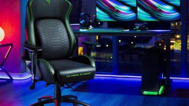 Razer представила своё первое игровое кресло: модель Iskur с поясничной поддержкой стоит $500