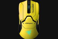Razer представила версию мыши Viper Ultimate в стилистике Cyberpunk 2077