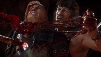 Рэмбо придет — порядок в Mortal Kombat 11 Ultimate наведет (геймплей)