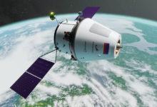 Роскосмос рассказал о ходе работ над пилотируемым кораблём «Орёл»