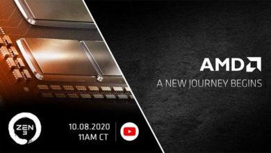 Сегодня— презентация AMD Zen 3. Ждём информации о производительности, характеристиках и ценах процессоров Ryzen 5000