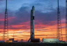 SpaceX отменила запуск ракеты Falcon 9 с навигационным спутником за две секунды до старта