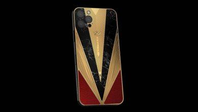 Специально для его Величества. В России представили золотой iPhone 12 Pro за 3 миллиона рублей
