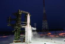 Тяжёлая ракета «Ангара» полетит во второй раз в конце ноября