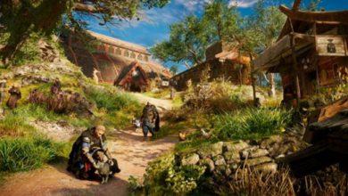 Ubisoft рассказывает о строительстве деревни в Assassin's Creed Valhalla
