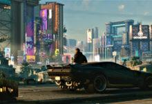 В Сеть попали постер с полной картой Найт-Сити и открытки из розничного издания Cyberpunk 2077