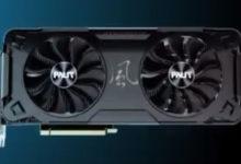 Видеокарта PalitGeForce RTX 3070 JetSream получила компактную плату и большую систему охлаждения