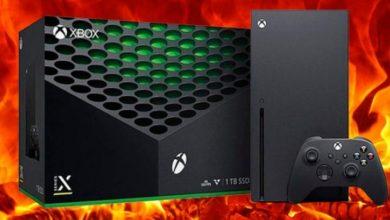 Xbox X назвали «горячей как камин», а её сменный накопитель может обжечь руку