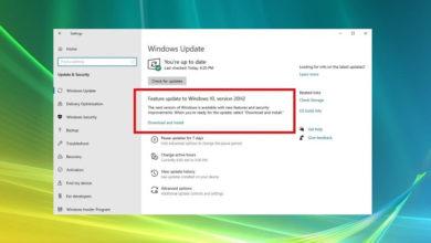 Запуск обновления Windows 10 October 2020 Update может состояться уже сегодня