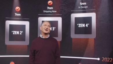 AMD ждёт от процессоров с архитектурой Zen 4 улучшений по нескольким направлениям