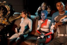 Andromeda 2? BioWare работает над новым Mass Effect