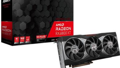 ASRock представила Radeon RX 6800 и RX 6800 XT в эталонном исполнении