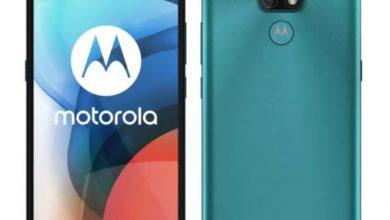 Доступный смартфон Moto E7 с 48-Мп камерой предстал на пресс-рендерах
