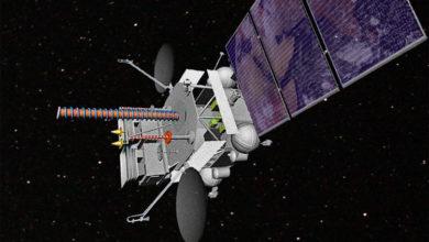 ДЗЗ-спутник «Электро-Л» № 3 приступает к выполнению научных задач