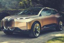 Электрический кроссовер BMW iNext будет представлен на следующей неделе