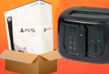 Фритюрница вместо PlayStation 5? Amazon обвиняют в грязной игре