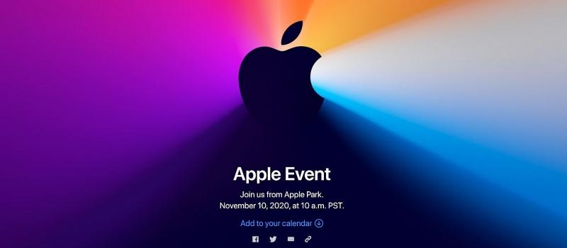 Где смотреть сегодняшнюю презентацию Apple