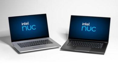 Intel представила первый ультрабук в семействе NUC: процессор Tiger Lake-U и до 16 часов автономной работы