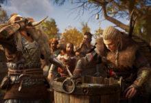Коронавирус добрался и до игр: в Assassin's Creed Valhalla нашли отсылку к COVID-19