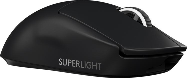 Logitech представила G PRO X Superlight — самую лёгкую беспроводную мышь для киберспортсменов