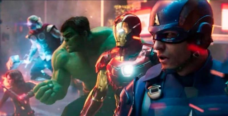 Marvel's Avengers не может окупиться. Square Enix надеется на лучшее