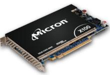 Модули DIMM и накопители Micron на чипах 3D XPoint станут массовыми через год или два