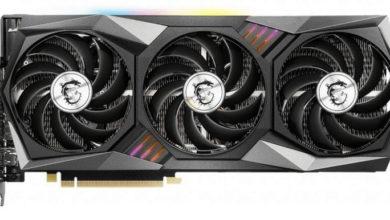 MSI и Zotac зарегистрировали неэталонные варианты GeForce RTX 3060 Ti