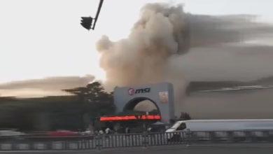 На одном из предприятий MSI произошёл сильный пожар: вероятно, пострадало производство видеокарт