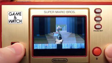 Новейшую карманную ретроконсоль от Nintendo взломали и запустили на ней Doom