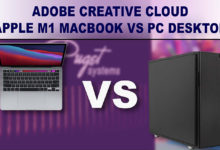 Новые MacBook сравнили с мощными настольными ПК в приложениях Adobe — результаты приятно удивили