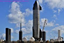 Очередные огневые испытания прототипа ракеты SpaceX Starship SN8 сопровождались неожиданным фейерверком