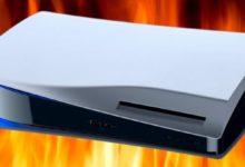 PlayStation 5 нагревается до 93 градусов. Обложка мешает охлаждению