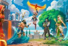 Похоже, что создатели Immortals Fenyx Rising копируют классическую God of War