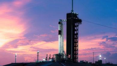 Полёт астронавтов на корабле Crew Dragon к МКС перенесён из-за непогоды