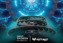 Sapphire готовит к выпуску мощную видеокарту Radeon RX 6800 XT NITRO+