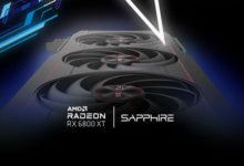 Sapphire показала ещё одну Radeon RX 6800 XT в собственном исполнении. На этот раз серии PULSE