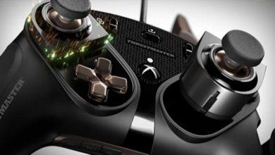 Thrustmaster представляет элитный контролер для Xbox и ПК