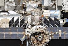 Трещина на МКС оказалась больше, чем предполагалось