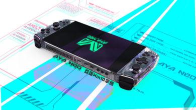 В Китае выпустили портативную консоль на процессоре Ryzen 5 4500U с графикой Radeon Vega