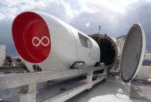 Вакуумный транспорт Virgin Hyperloop впервые протестирован с пассажирами