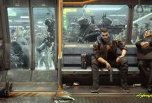Видео: обширный трейлер игрового процесса Cyberpunk 2077 и ролик о Джонни Сильверхенде