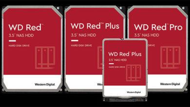 Здравый смысл победил маркетинг: Western Digital теперь указывает для жёстких дисков WD Red настоящую скорость вращения