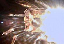 Китайский зонд  «Чанъэ-5» покинул Луну с пробами грунта