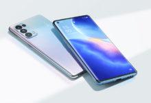 OPPO показала продвинутые смартфоны серии Reno5 5G с четверными камерами