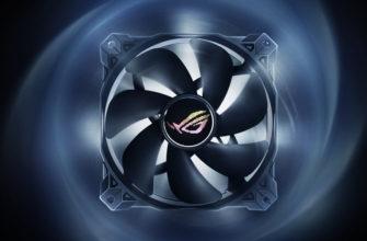 ASUS представила корпусный вентилятор ROG Strix XF120 с технологией магнитной левитации