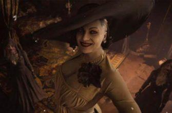 Геймеры обсуждают необыкновенный рост злодейки из Resident Evil Village