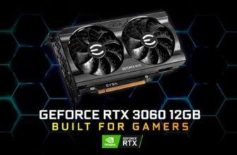 Геймеры высмеивают анонсированную GeForce RTX 3060